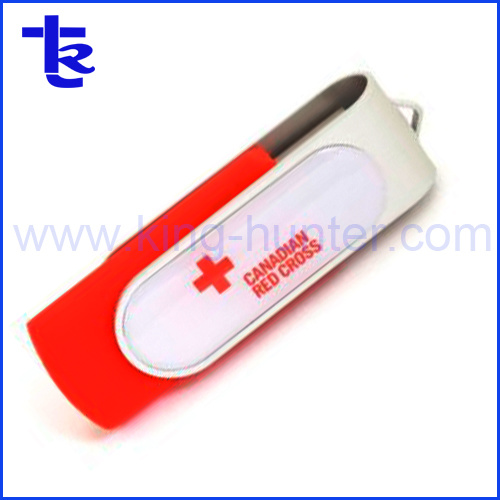Resin Oval Epoxy USB Flash Memory Drive
