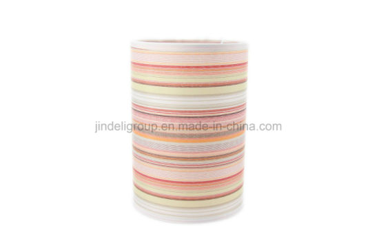 European Style Cylinder Modern Fabric Lamp Shade for Home Decoration