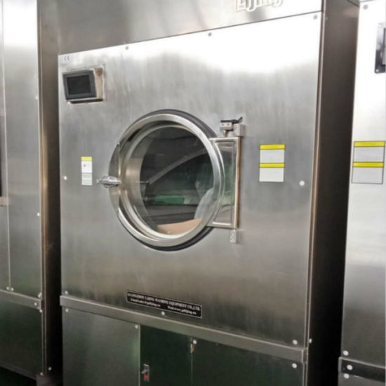Commercial Gas Heating Tumble Dryer for Laundry Facility pictures & photos