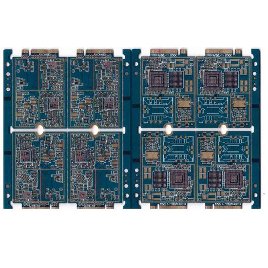 PCB Manufacture DMX Decoder Board PCB Multilayer Circuit Board