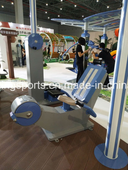 Shoulder Wheels of Outdoor Fitness Equipment pictures & photos