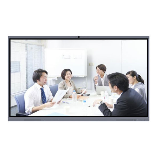 98 Inch Infrared LED Display 20 Points Touch Interactive Flat Panel pictures & photos