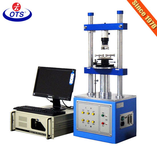 Automatic Computer Insertion Extraction Force Plastic Packaging Material Testing Machine