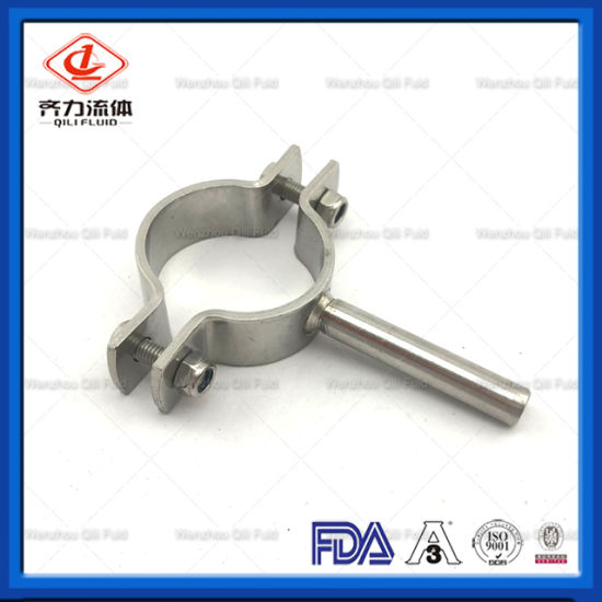 Sanitary Stainless Steel Pipe Hanger (Russian Market) pictures & photos