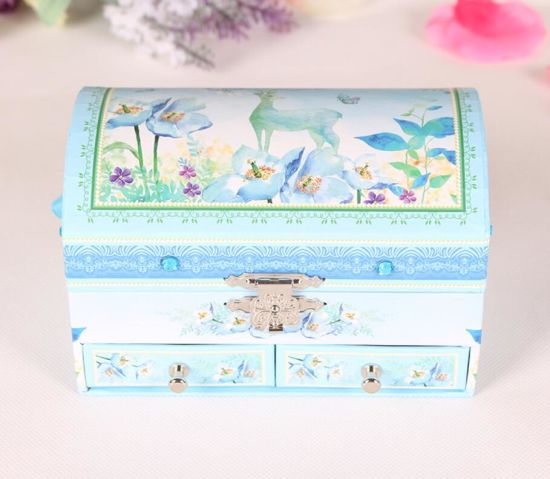 Cosmetic Jewelry Gift Packaging Box with Luxury Design Custom Made with Sepecial Paper