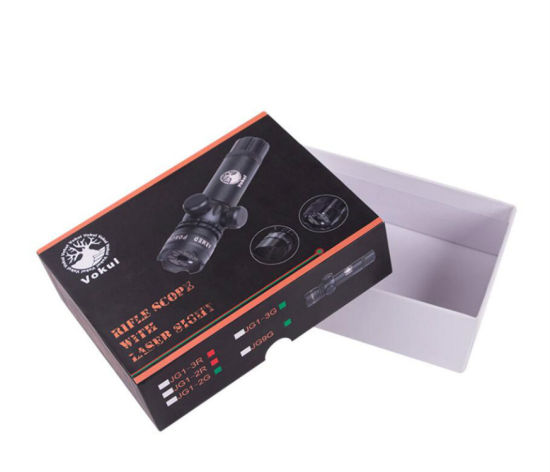 Luxury Packaging Box, Gift Box for Electronic Product, Telescope/Lamp
