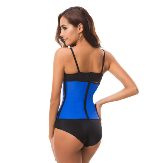 18fded0787 China Waist Trainer Corset Cincher Tummy Shaper 3 Hooks - China ...