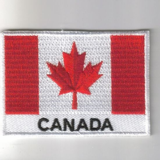 Factory Price Bulk Flag Embroidery Patch