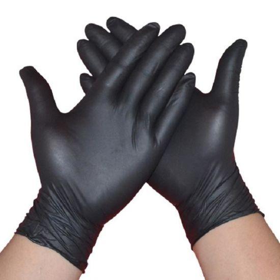 Disposable Nitrile Gloves Industrial Hand Gloves Safety Working Home/Garden