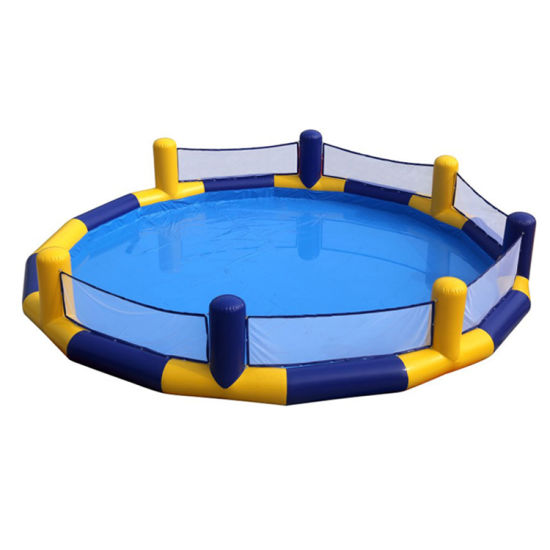 Inflatable Theme Park Big Round Inflatable Swimming Pool