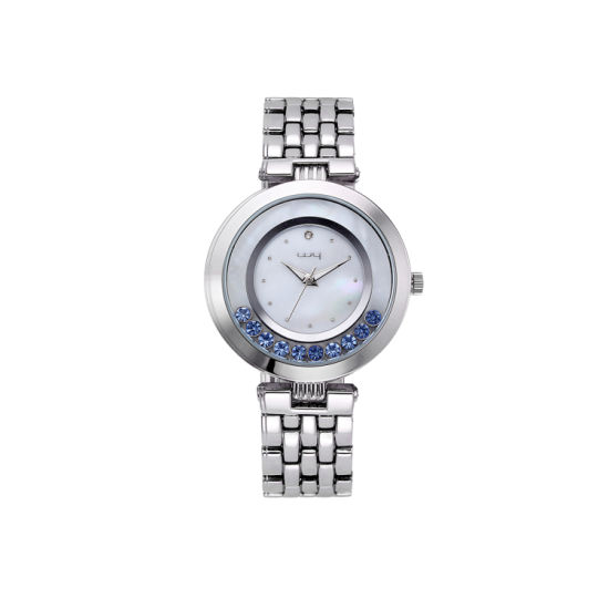 Wholesale Fashion Lady Focus Citizen Luxury Quartz Wrist Watch (Wy-029D)
