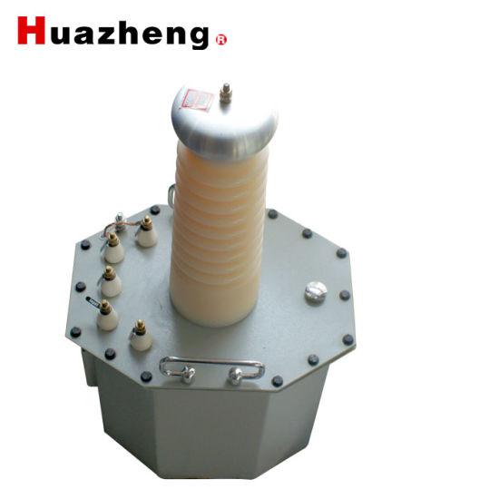 10kv~600kv Oil Immersed AC Hv Insulation Testing Transformer