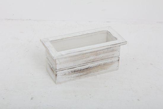 Wholesale Wooden Shadow Box Handmade Storage Wood Craft Natural Multi-Function Box