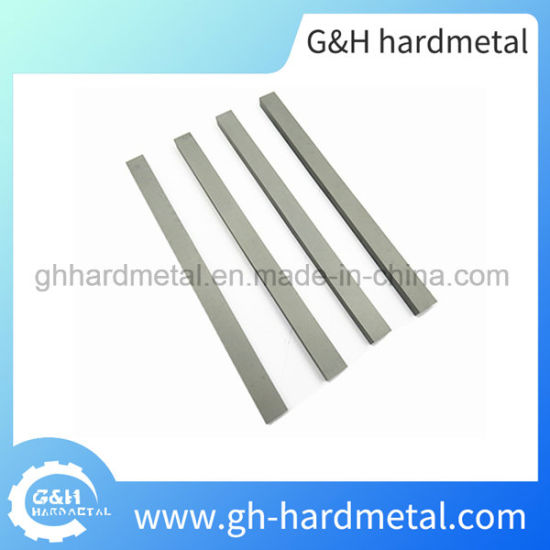 Various Type Tungsten Carbide Strip for Scrap Chopper Industrial Knives