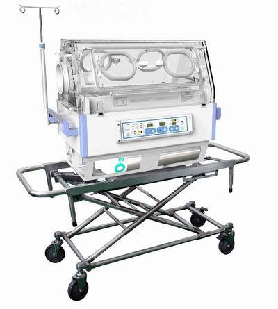 (MS-B500T) Movable Baby Incubator Transport Infant Incubator