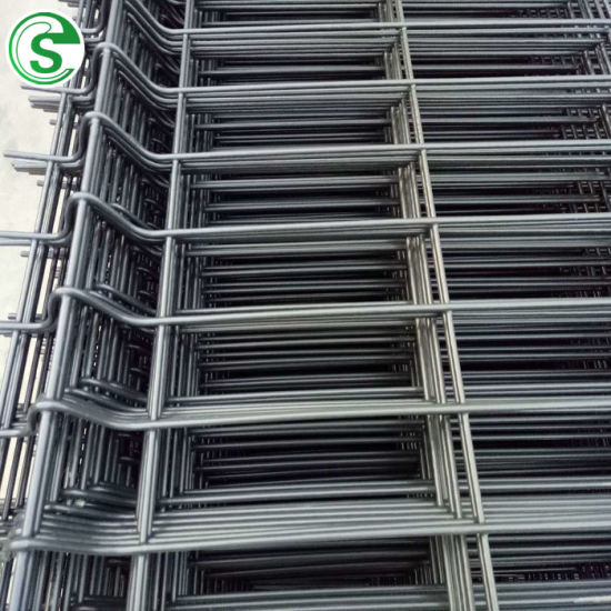 Factory Hot Sale Welded Wire Mesh Fence with 3D Curves