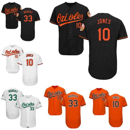 huge discount 895c2 1de62 Wholesale Custom Men' S Women Youth Orioles Adam Jones Baseball Jersey