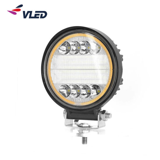 Manufacture Price CREE Amber DRL LED Work Light with Ce RoHS Certification for Jeep SUV pictures & photos