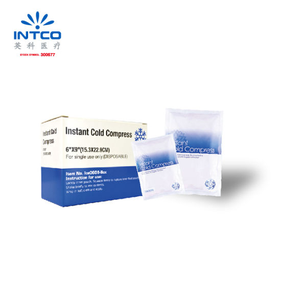 PE Nylon Disposable Instant Cold Compress Ice Pack