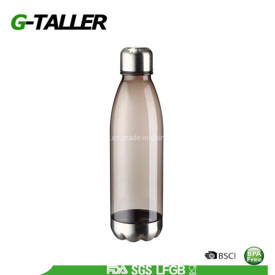 BPA Free Plastic Sports Cola Water Bottle