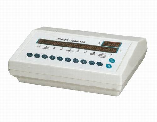 (MS-H100) Lab Instruments Microcomputer Controlled Hemocytometer