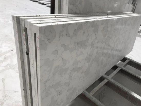 Granite Quartz Stone Kitchen Prefab