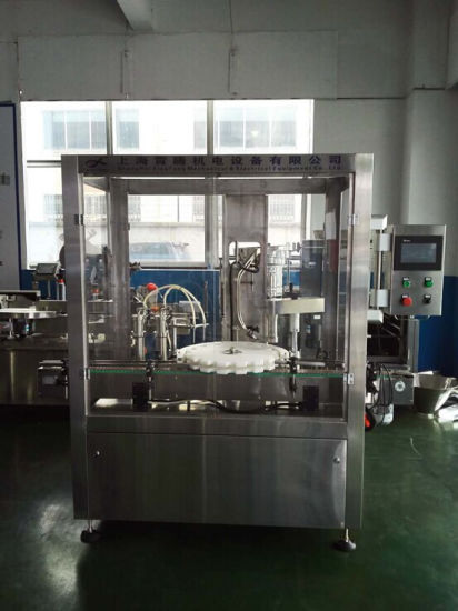 Factory Automatic Oil Filling Machine Small E Liquid Filling and Capping Labeling Machine