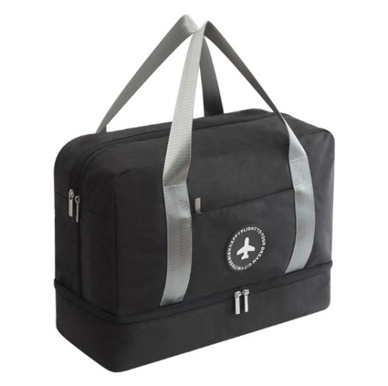 Wholesale Travel Dry Wet Separate Fitness Cationic Swimming Clothes Package Travel Shoe Storage Bag Sports