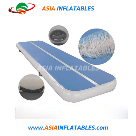 Inflatable Air Tumble Track, Inflatable Bouncing Mat, Inflatable Race Track
