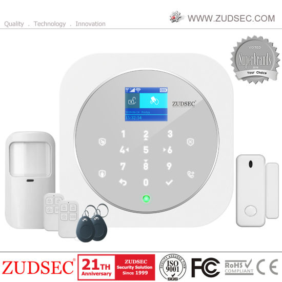 Intelligent Life Smart Home Security & Automation Intelligent System with Camera