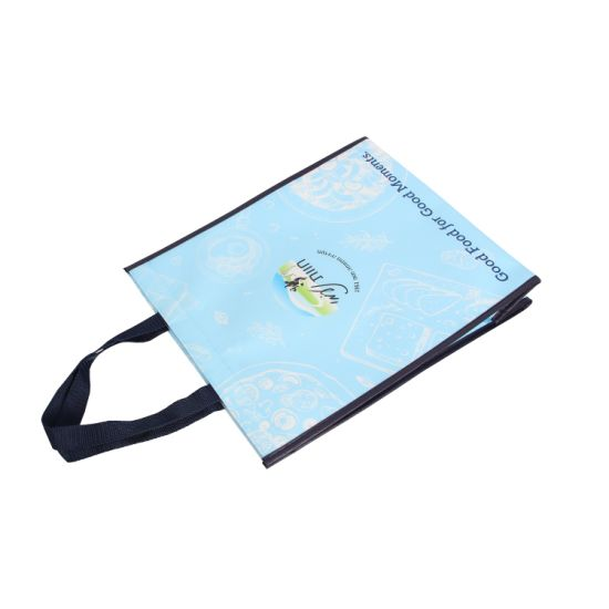 Wholesale Eco-Friendly Thermal Food Delivery Bag Insulated Lunch Ice Cooler Bag
