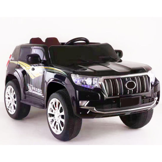 Big 12V Ride on Car with Remote Control Toddler Ride on Electric Car with 2 Seaters