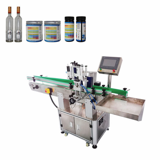Fully Automatic Vertical Positioning Round Bottle Labeling Machine (PST-C02)