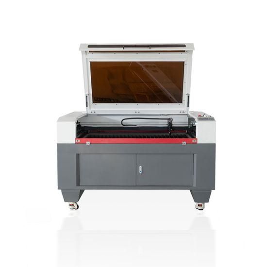 1390 CO2 Laser Engraving Cutting Machine for Plastic Arylic Wood Fabric MDF Laser Cutting Machine