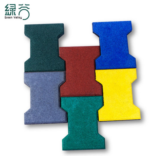 Cross Fitness Rubber Flooring Tile