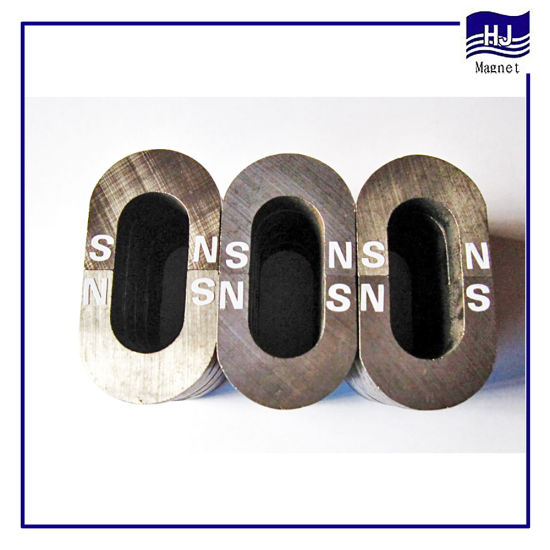 Sintered Permanent Ring Aluminum Nickel Cobalt AlNiCo Magnets