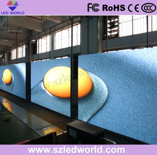 outdoor Full Color Fixed DIP LED Video Wall Panel P16