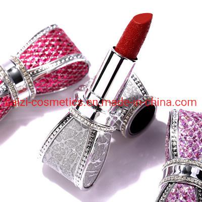 Beauty Makeup Glitter Lipstick Diamond Tube OEM/ODM Factory Wholesale