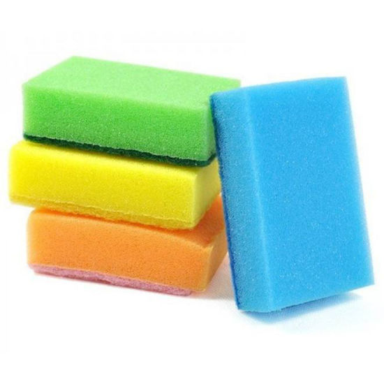 High Quality Household Kitchen Dish Cleaning Sponge