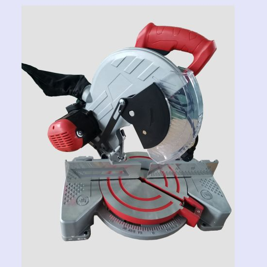 255mm Exact Size and High Cutting Speed Electric Miter Saw