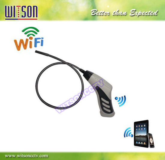Witson Wireless Industry Video Endoscope 1m Fixed Cable Length (W3-CMP3816W)