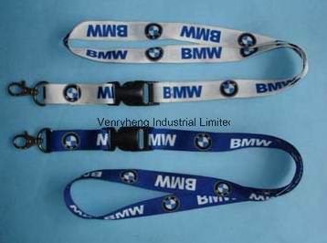 Promotional Ribbon Lanyard for Gift pictures & photos