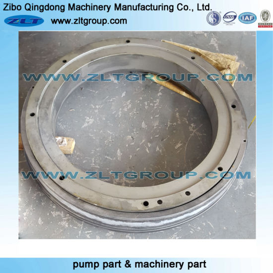 CNC Machining Wear Resistant Spare Parts by Sand Casting in High Chrome