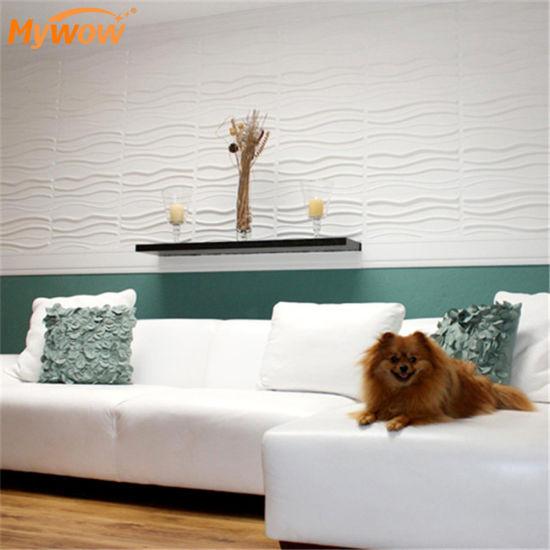 Regid Vinyl Sheet PVC Wall Sheet Plastic Panels