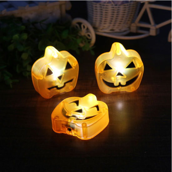 Halloween Pumpkin Lights Decor Indoor Outdoor Party Ideas Orange pictures & photos