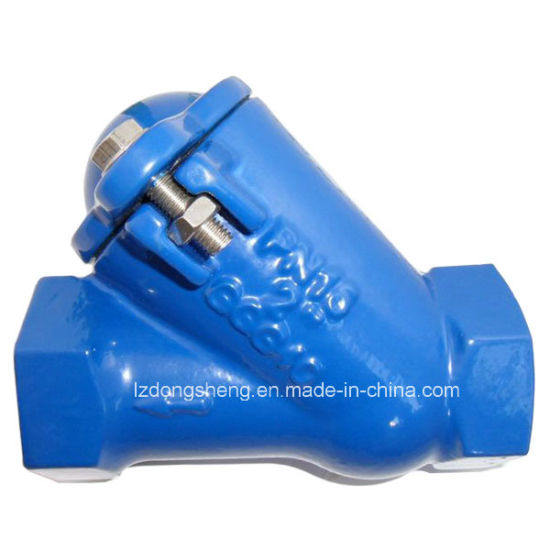 Bsp Screw End Ball Check Valve Dn50 pictures & photos