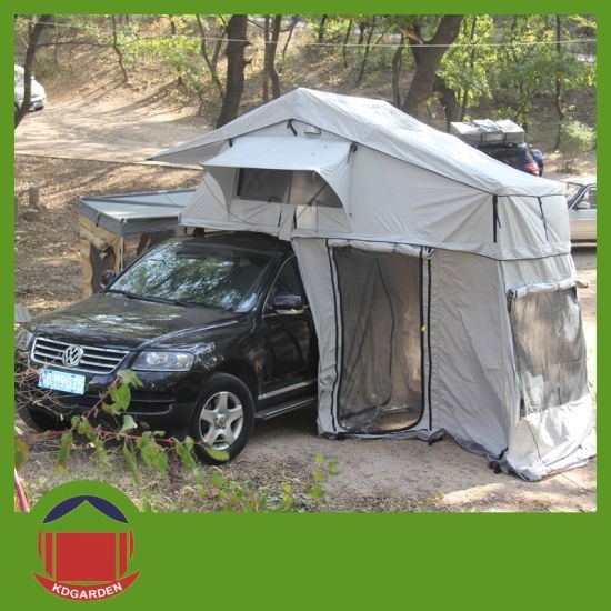 4X4 Retractable Car Roof Top Tent