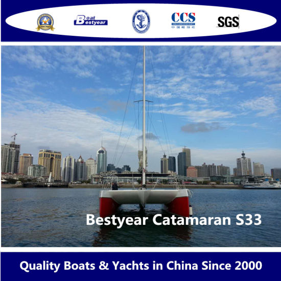 Bestyear Catamaran S33 pictures & photos