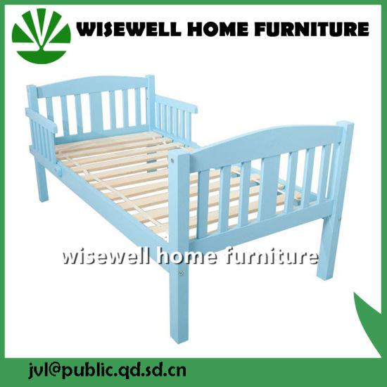Solid Pine Wood Sofa Bed for Children (WJZ-B76) pictures & photos