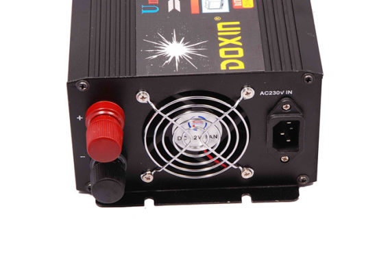 Hot Sales 1000W off Gird Modified Sine Wave Frequency Inverter with Charger pictures & photos